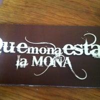 1/19/2013에 Orlanda님이 Que mona esta la Mona에서 찍은 사진