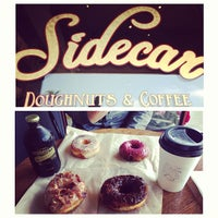 Photo prise au Sidecar Doughnuts & Coffee par Angela le4/27/2013
