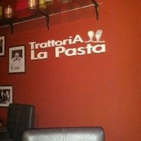 Снимок сделан в Trattoria La Pasta пользователем Mañoz D. 9/29/2012