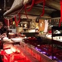 Снимок сделан в Первая львовская грилевая ресторация мяса и справедливости пользователем Serhiy O. 3/6/2013