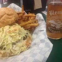 Photo taken at Rocket Burger by JK G. on 2/3/2013