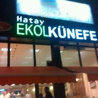 12/11/2012 tarihinde Mücahit A.ziyaretçi tarafından Hatay Ekol Künefe'de çekilen fotoğraf