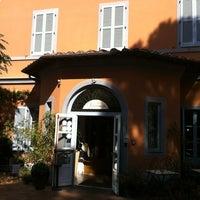 Das Foto wurde bei Hotel Vannucci von Antonio am 10/16/2012 aufgenommen