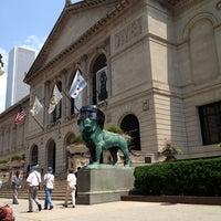 Das Foto wurde bei The Art Institute of Chicago von Rundell am 7/7/2013 aufgenommen