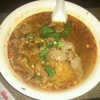 Das Foto wurde bei Blue Mint Thai & Asian Cuisine von Amanda A. am 12/28/2012 aufgenommen