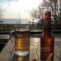1/5/2013 tarihinde Burcu B.ziyaretçi tarafından Vakıf Tenis Cafe'de çekilen fotoğraf