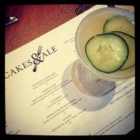 Снимок сделан в Cakes & Ale Restaurant пользователем Ashley H. 4/3/2013