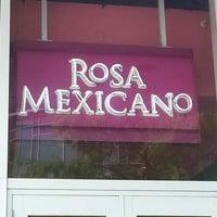 Foto tomada en Rosa Mexicano por Annush el 5/11/2013