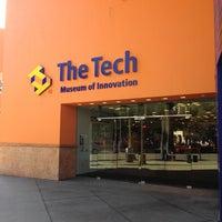 Foto tirada no(a) The Tech Museum of Innovation por Jihoon R. em 2/14/2013