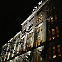 Das Foto wurde bei Kaufhaus des Westens (KaDeWe) von Angelo B. am 1/23/2013 aufgenommen