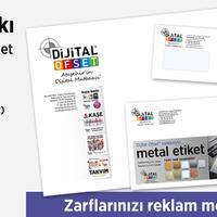 รูปภาพถ่ายที่ Dijital Ofset® Reklamcılık ve Matbaacılık โดย Dijital Ofset® Reklamcılık ve Matbaacılık เมื่อ 11/9/2013