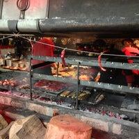 Снимок сделан в Первая львовская грилевая ресторация мяса и справедливости пользователем Aleksey B. 5/1/2013
