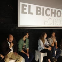 7/10/2013にPalomaがForo El Bichoで撮った写真