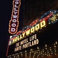 Снимок сделан в Hollywood Theatre пользователем Seth C. 11/15/2013