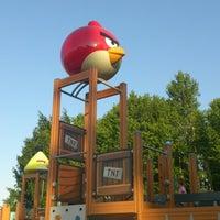 Angry Birds Puisto Saariselkä