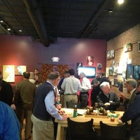 Foto tomada en Stomping Grounds Coffee & Wine Bar por Greater Greer Chamber of Commerce el 3/22/2013