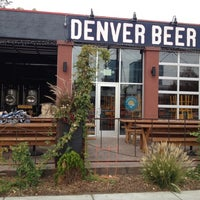 Foto scattata a Denver Beer Co. da Kevin il 9/25/2012