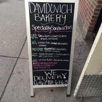 รูปภาพถ่ายที่ Davidovich Bagel Shop NYC โดย Davidovich Bagel Shop NYC เมื่อ 11/16/2013