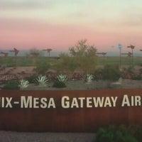 Снимок сделан в Phoenix-Mesa Gateway Airport (AZA) пользователем Jason N. 11/29/2012