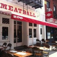 Foto scattata a The Meatball Shop da Juan Diego R. il 7/19/2013