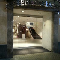 รูปภาพถ่ายที่ Hotel Arc La Rambla โดย Антон А. เมื่อ 12/28/2012