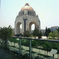 5/2/2013 tarihinde Erick T.ziyaretçi tarafından Monumento a la Revolución Mexicana'de çekilen fotoğraf