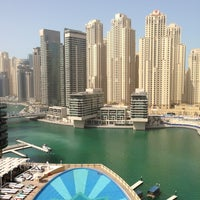 Photo prise au Address Dubai Marina par Dima le3/8/2013