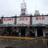 Foto diambil di Sloppy Joe's Bar oleh Joe S. pada 7/17/2013