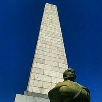11/26/2012 tarihinde Gabriela J.ziyaretçi tarafından Monumento José Manuel Balmaceda'de çekilen fotoğraf