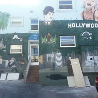 Photo Taken At Hollywood Liberty Hotel By Jérémie P On 6 16 2017