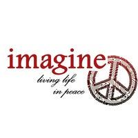 9/20/2016 tarihinde Imagine Cafe & Barziyaretçi tarafından Imagine Cafe & Bar'de çekilen fotoğraf
