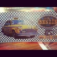 12/4/2012 tarihinde Gozde U.ziyaretçi tarafından Big Yellow Taxi Benzin'de çekilen fotoğraf