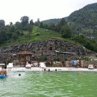รูปภาพถ่ายที่ Ridos Thermal Hotel&SPA โดย Furkan O. เมื่อ 9/7/2013