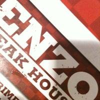 รูปภาพถ่ายที่ Enzo SteakHouse โดย Flavia S. เมื่อ 11/29/2012