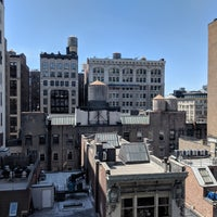 Das Foto wurde bei Foursquare HQ von Ian T. am 5/2/2018 aufgenommen