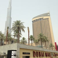 Foto tirada no(a) The Dubai Mall por Worawan K. em 5/23/2013