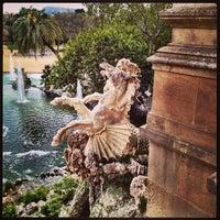 4/15/2013 tarihinde Christopherziyaretçi tarafından Parc de la Ciutadella'de çekilen fotoğraf