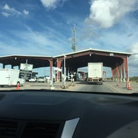 I-25 Border Patrol Checkpoint - Las Cruces, NM