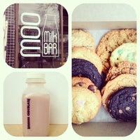 รูปภาพถ่ายที่ Moo Milk Bar โดย Summer L. เมื่อ 3/31/2013