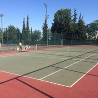 7/24/2017 tarihinde Abbas S.ziyaretçi tarafından İTÜ Tenis Kortları'de çekilen fotoğraf