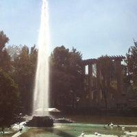 Foto tomada en Parque México por Dylan Z. el 2/18/2013