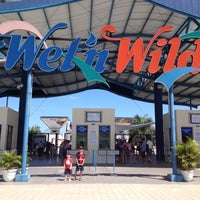 Foto tirada no(a) Wet'n Wild por Alyne em 12/20/2012