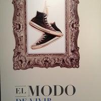 Снимок сделан в MODO Museo del Objeto del Objeto пользователем Omar 11/28/2012
