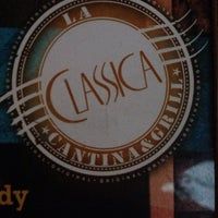 Das Foto wurde bei La Classica Cantina & Grill von Ingram S. am 11/9/2013 aufgenommen