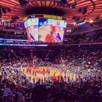 Foto scattata a Madison Square Garden da Andrea R. il 10/25/2013