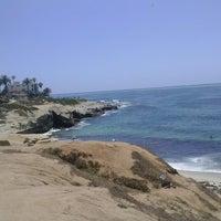 Снимок сделан в La Jolla Beach пользователем Elva 6/15/2013