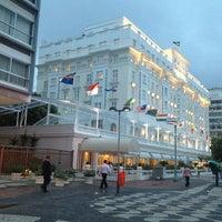 3/18/2013にRichard E.がBelmond Copacabana Palaceで撮った写真