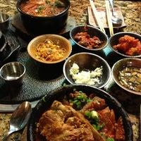 Foto scattata a Hae Jang Chon Korean BBQ Restaurant da Sophia Asuelim K. il 1/24/2013