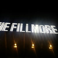 Photo prise au The Fillmore Charlotte par Lin W. le2/1/2013