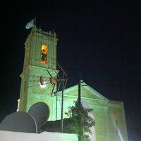 Foto tomada en Plaça de l'Església / Plaza Iglesia Altea por César el 8/3/2013